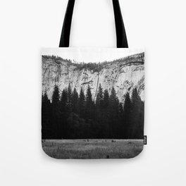 Yosemite Valley IV Tote Bag