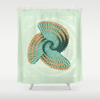 octopus Shower Curtains featuring Octopus  by DebS Digs Photo Art