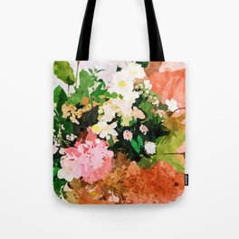 Floral Gift || Tote Bag