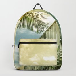 Beverly Hills - Palm Reflections II Backpack