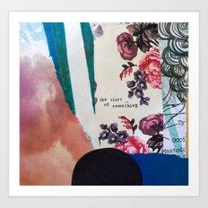 Firsts Art Print