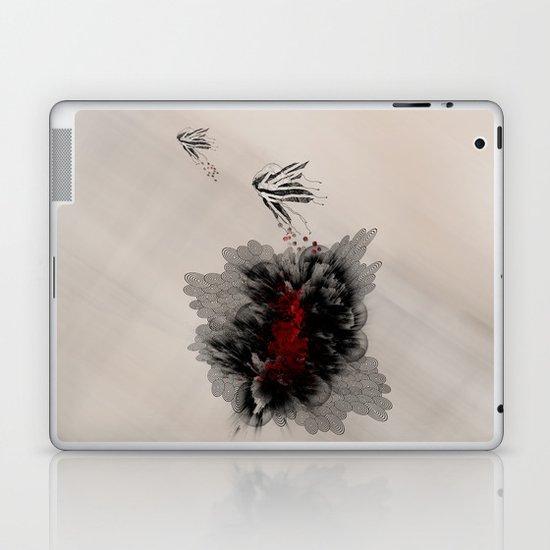 Notre petit trésor! Laptop & iPad Skin