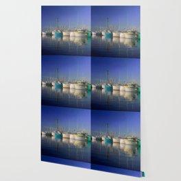Anchored Line Wallpaper
