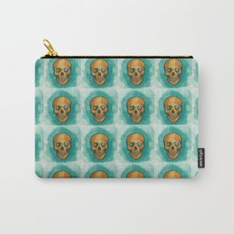 Mr. Teeth- a portait of a ghoul Carry-All Pouch