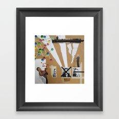 CVA Framed Art Print
