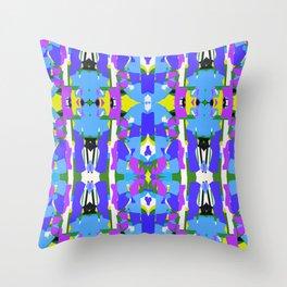 Mozaika2 Throw Pillow