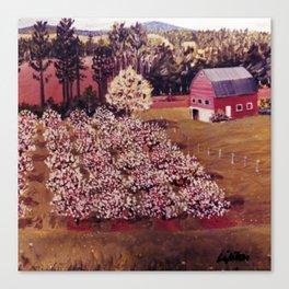 Orchard, Nova Scotia, Canada        by Kay Lipton Canvas Print