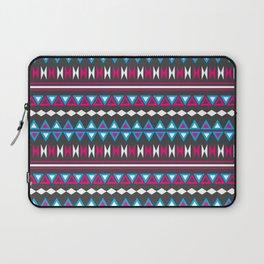Pink N Blue Tribal Laptop Sleeve