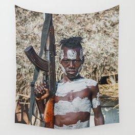 Karo Tribesboy Wall Tapestry