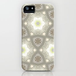 somewhere expensive iPhone Case