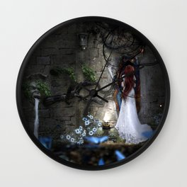 My Vow Wall Clock