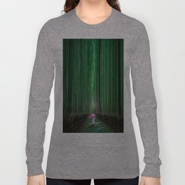 Arashiyama, Kyoto Japan Long Sleeve T-shirt