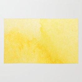 Sunshine Watercolor Rug