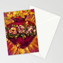 Sacred love II Stationery Cards