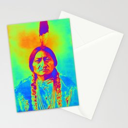 Sitting Bull Stationery Cards