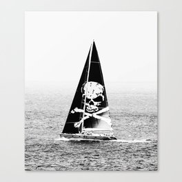 TREASURE OCEAN Canvas Print