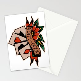 Good-Luck Stationery Cards
