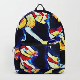 Hot Lava ~ Legs Backpack