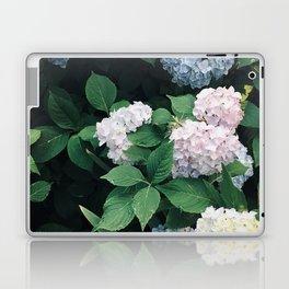 Hydrangeas in the Yard Laptop & iPad Skin