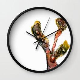 Meditation 11 Wall Clock