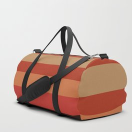 Earthy Terracotta - Color Therapy Duffle Bag