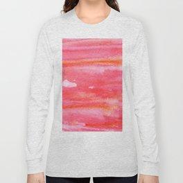 Sunset Waves Long Sleeve T-shirt