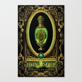 Jar of Souls Canvas Print