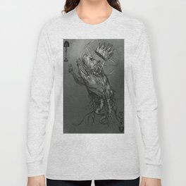 King of Spades Long Sleeve T-shirt