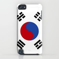 South Korean Flag  iPod touch Slim Case