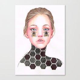 Stings Canvas Print