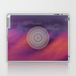 Pink Sky Laptop & iPad Skin