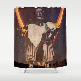 The Disposal Shower Curtain