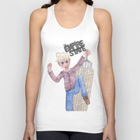 hetalia Tank Tops featuring The Empire State by Rofley