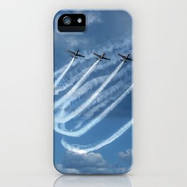 Brave Five iPhone Case