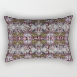 The Butterfly Effect Pinks Rectangular Pillow