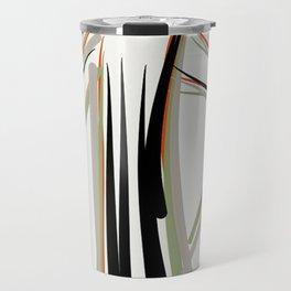 The dress of cosmic woman Travel Mug