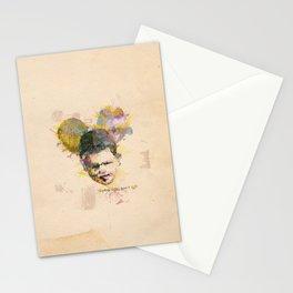 Micky kid. Stationery Cards