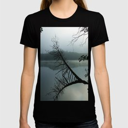 Smokey lake T-shirt