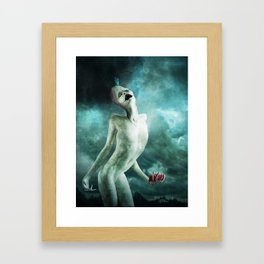 Organ Eater Framed Art Print