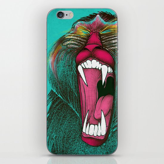 The Ultimate Baboon iPhone & iPod Skin