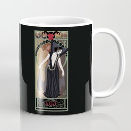Dark Lili Nouveau - Legend Coffee Mug