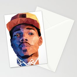 My Rapper Stationery Cards