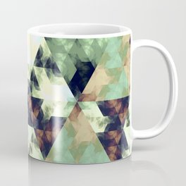Green Hex Coffee Mug