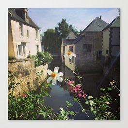Normandy Canvas Print