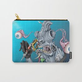 Google Eyed Carry-All Pouch