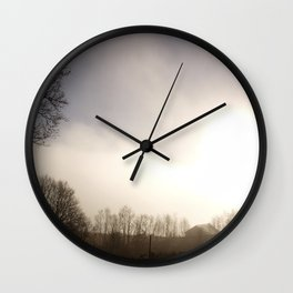 Valdres Wall Clock
