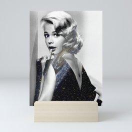 Sandra Dee: Space Dress Mini Art Print