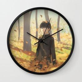 Shigeo Kageyama v.1 Wall Clock