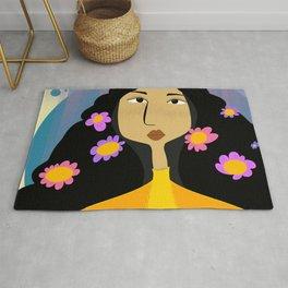 Flower Girl Rug