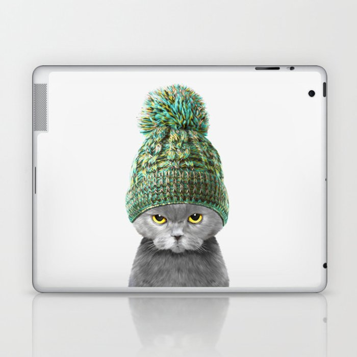 BOBBY Laptop & iPad Skin